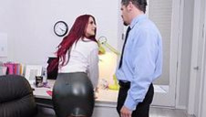 Tana Lea loves offices sex - video 4