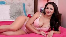 Valentina Nappi gets a alter ego of cock in her pussy