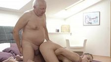 Boyfriend's father's cock - video 2