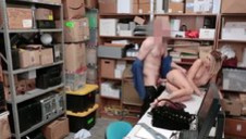 ShopLyfter - Mart Chicks Fucks Security Guard